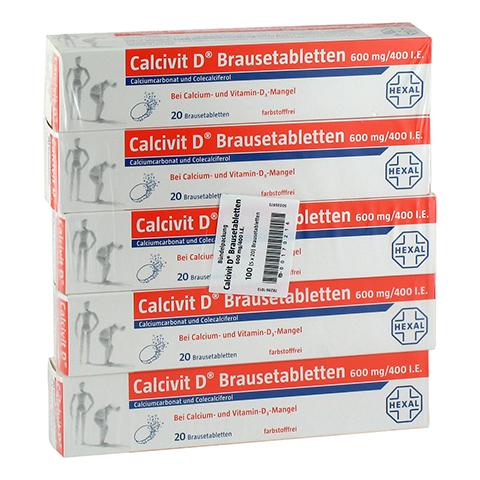 Calcivit D 600mg/400I.E. 100 Stück