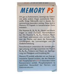 MEMORY PS Kapseln Grandel 30 Stück - Rückseite