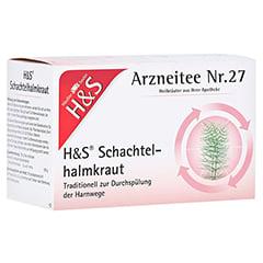 H&S Schachtelhalmkraut Filterbeutel 20 Stück