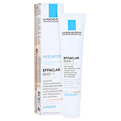 ROCHE POSAY Effaclar Duo+ Unifiant Creme hell 40 Milliliter