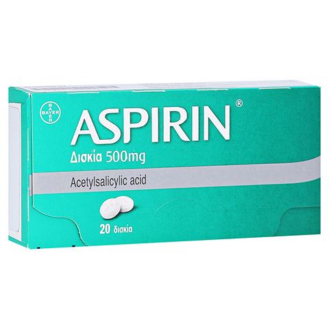 Aspirin 20 St�ck