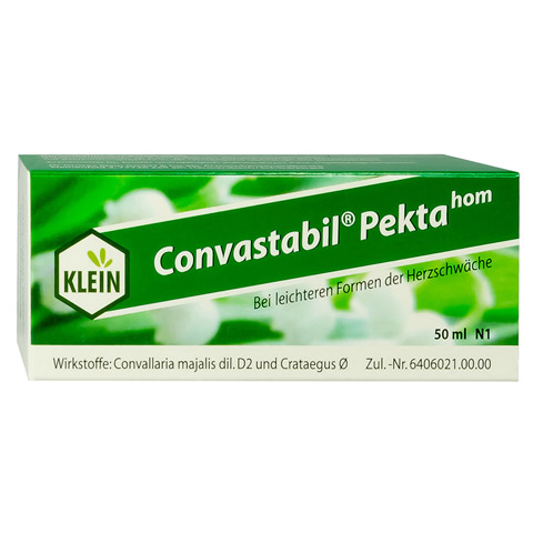 CONVASTABIL Pektahom Tropfen 50 Milliliter N1