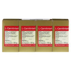 L-CARNITIN TARTRAT 1000 Kapseln 180 Stück - Vorderseite