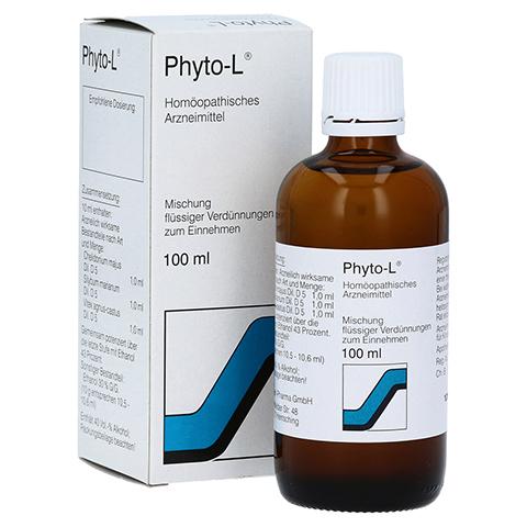 PHYTO L Tropfen 100 Milliliter N2