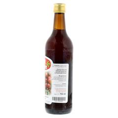 VITAGARTEN Cranberry Nektar 750 Milliliter - Rechte Seite