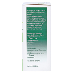 TANTUM VERDE 1,5 mg/ml Spray 30 Milliliter N1 - Linke Seite