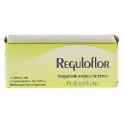 REGULOFLOR Probiotikum Tabletten 30 Stück - Rückseite