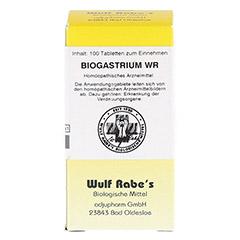BIOGASTRIUM WR Tabletten 100 Stück N1 - Vorderseite