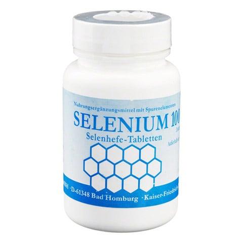 SELENIUM 100 Tabletten 100 St�ck