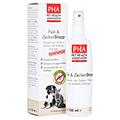 PHA Floh & ZeckenStopp Spray f.Hunde/Katzen 125 Milliliter