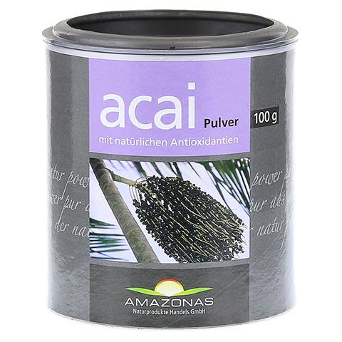 ACAI 100% nat�rlich Premium Pulver 100 Gramm