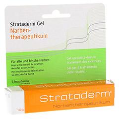 STRATADERM Narbentherapeutikum Gel 10 Gramm