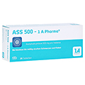 ASS 500-1A Pharma 20 St�ck