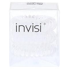 INVISIBOBBLE Haargummi crystal clear 3 Stück - Vorderseite