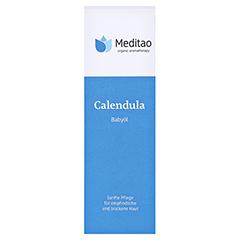 MEDITAO Calendula Babyöl 50 Milliliter - Vorderseite