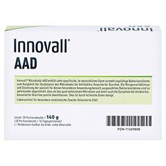 INNOVALL Microbiotic AAD Pulver 28x5 Gramm - Rückseite