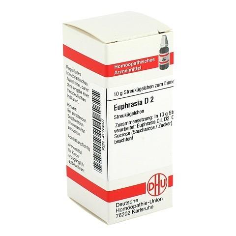 EUPHRASIA D 2 Globuli 10 Gramm N1