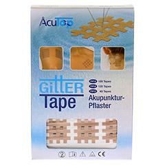 GITTER Tape AcuTop 2x3 cm 20x9 Stück - Vorderseite