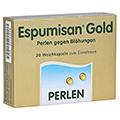 ESPUMISAN Gold Perlen gegen Bl�hungen 20 St�ck