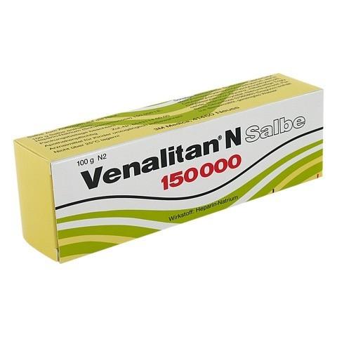 Venalitan 150000 N 100 Gramm N2