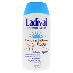 LADIVAL Pflege&Bräune Plus Apres Lotion 200 Milliliter