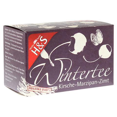 H&S Wintertee Kirsche-Marzipan-Zimt Filterbeutel 20 Stück