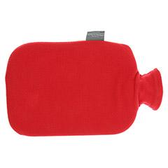 FASHY Wärmflasche mit Bezug cranberry 6530 42 1 Stück - Rückseite
