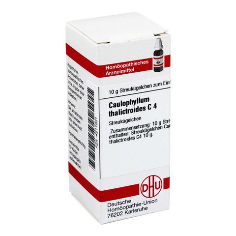 CAULOPHYLLUM THALICTROIDES C 4 Globuli 10 Gramm N1