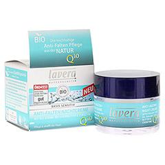 LAVERA basis sensitiv Nachtcreme Q10 dt 50 Milliliter