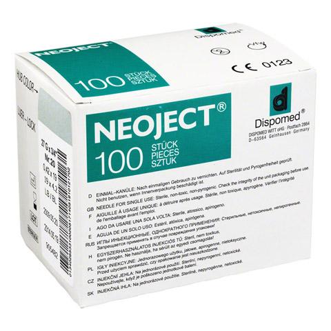 NEOJECT Kan�len Nr.20 0,42x19 mm 100 St�ck