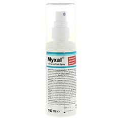MYXAL Fu�-Spray 100 Milliliter