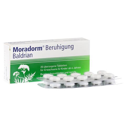 Moradorm Beruhigung Baldrian 20 Stück