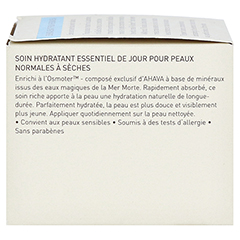 Ahava Essential Day Moisturizer normale/trockene Haut 50 Milliliter - Linke Seite