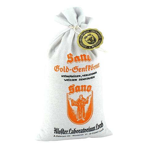 SANO GOLD Senfk�rner 500 Gramm