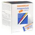 MAGNESIUM DIREKT 400 mg Grandelat Pulver 20 St�ck