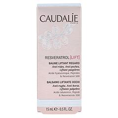 CAUDALIE Resveratrol Lift Lifting Augenbalsam 15 Milliliter - R�ckseite