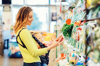 Themenshop Ernährung Stillzeit