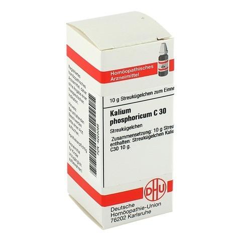 KALIUM PHOSPHORICUM C 30 Globuli 10 Gramm N1