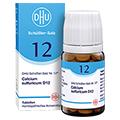BIOCHEMIE DHU 12 Calcium sulfuricum D 12 Tabletten 80 Stück N1