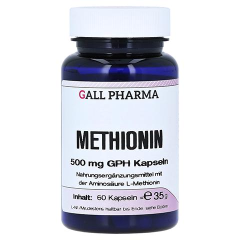 METHIONIN 500 mg GPH Kapseln 60 St�ck