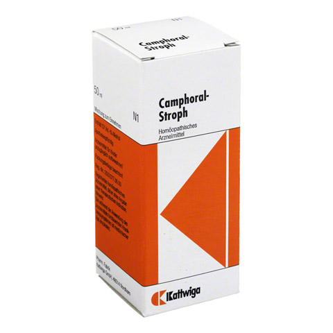 CAMPHORAL Stroph Tropfen 50 Milliliter N1