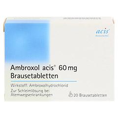 Ambroxol acis 60mg 20 Stück N1 - Vorderseite