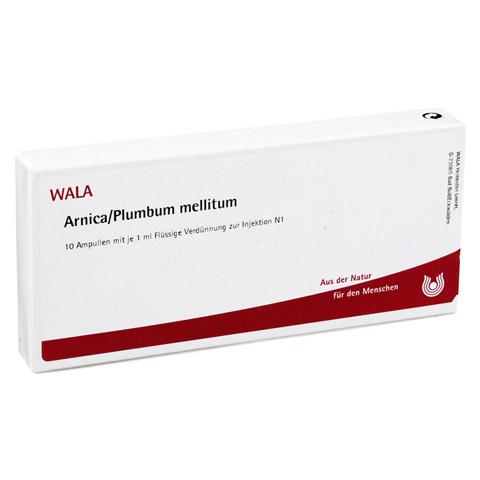 ARNICA/PLUMBUM /Mellitum Ampullen 10x1 Milliliter N1