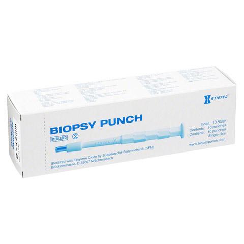 BIOPSY Punch 4 mm 10 St�ck