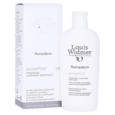 WIDMER Remederm Shampoo unparf�miert 150 Milliliter
