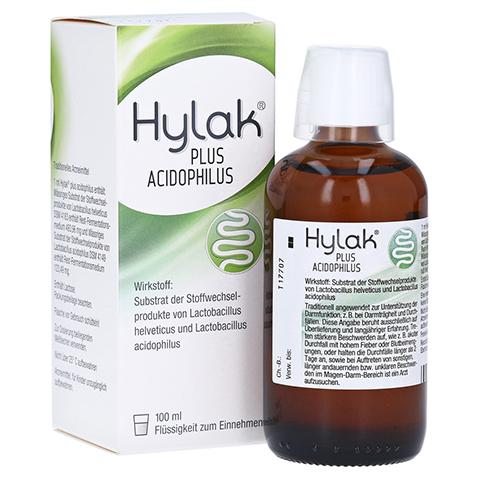 Hylak plus acidophilus 100 Milliliter