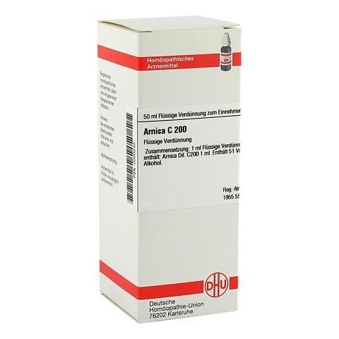 ARNICA C 200 Dilution 50 Milliliter