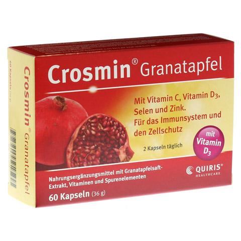 CROSMIN Granatapfel Kapseln 60 Stück