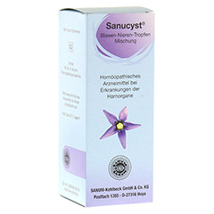 SANUCYST Blasen-Nieren-Tropfen 100 Milliliter N2