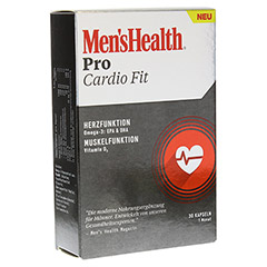 MEN'S HEALTH Pro Cardio Fit Kapseln 30 St�ck